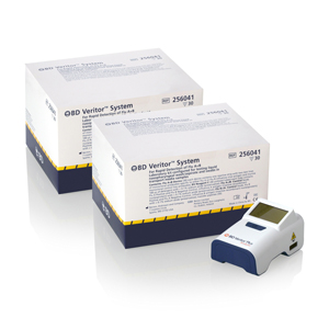 BEC 256073 Includes: (1) Veritor Plus Analyzer (#256066), (2) Veritor Flu A+B Laboratory Kits;Veritor Plus Lab Combo Pack